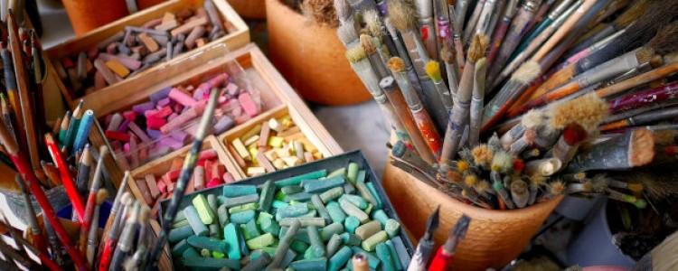 Atelier de peinture Grenoble   Art thérapie   Cours de peinture Isère